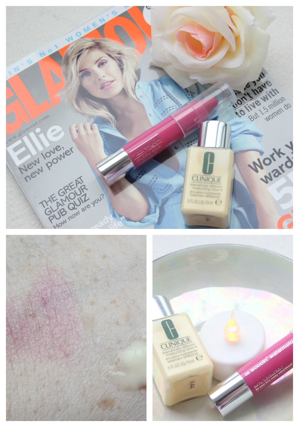 GLAMOUR MAGAZINES FREEBIES FOR JULY