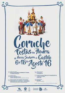 Programa Festas de Nossa Senhora do Castelo 2016