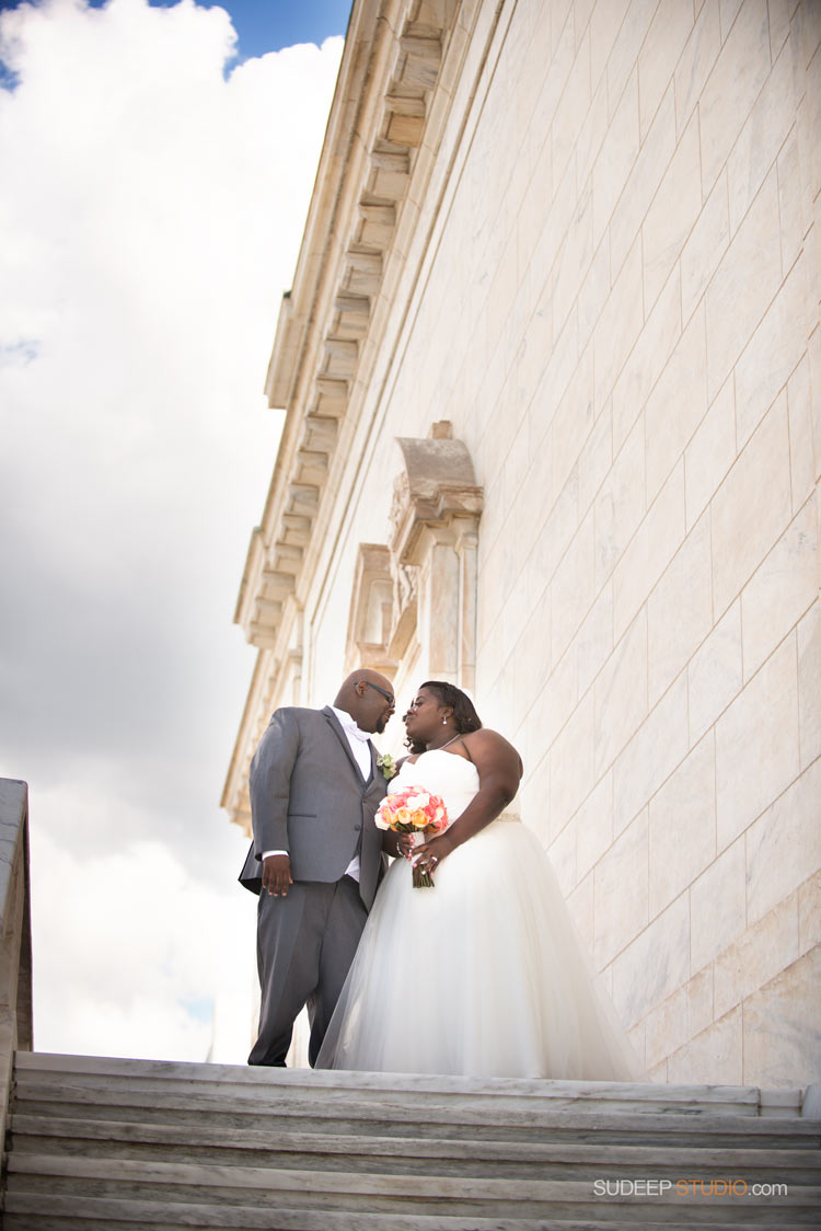 DIA Detroit Institute of Art Wedding photography - SudeepStudio.com