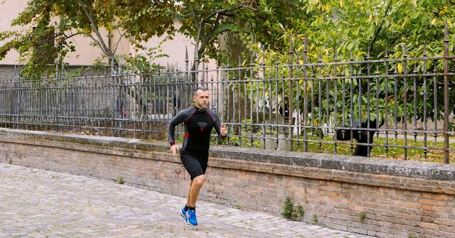 la settimana prima della maratona