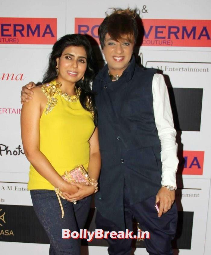 Shilpa Marigold, Rohit Verma, Sunny Leone, Koena Mitra Hot Pics from  Rohit Verma's Bridal Show