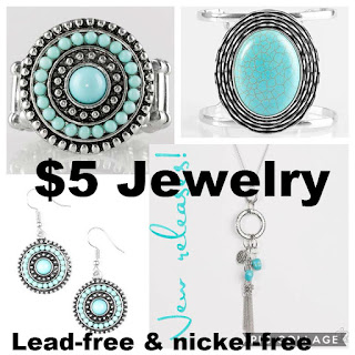$5 Jewelry, Where to buy Paparazzi Accessories Jewelry, Lead and nickle free affordable Jewelry