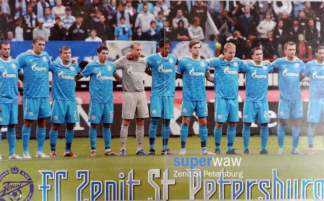 TEAM FC ZENIT ST PETERSBURG 2011