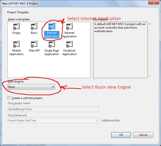 how to upload image to database and display into page in asp net