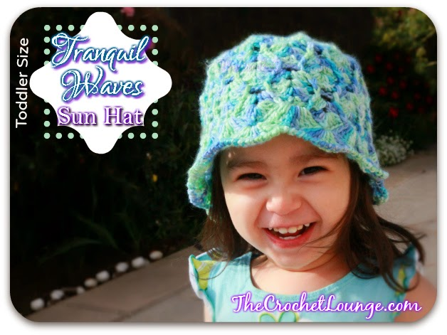 22a33e331ac 2) Spring or Easter Hat Shell Stitch Easter Hat with Spring Blossoms by  Cre8tion Crochet This light weight free toddler spring or Easter hat is  made with ...