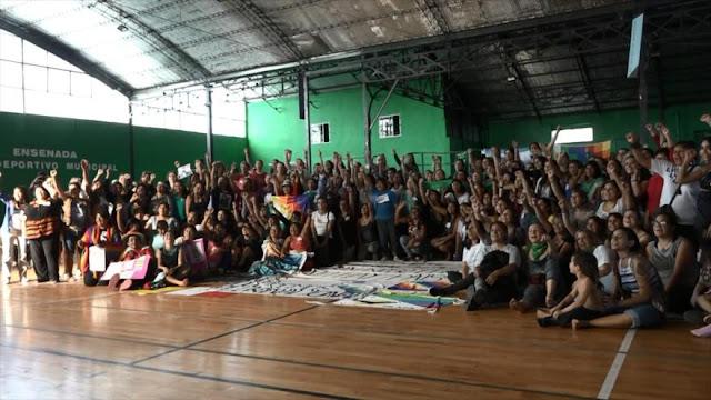 Realizan el primer Parlamento de Mujeres Originarias en Argentina
