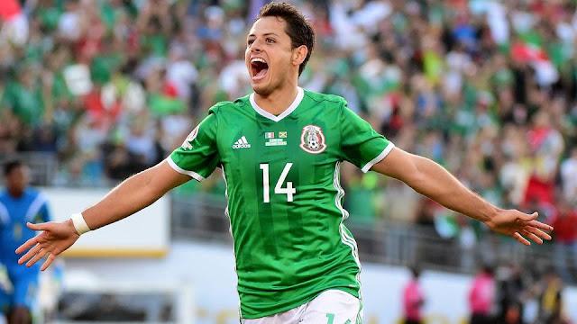 Chicharito Yakin Meksiko Masih Punya Kans Juarai Piala Dunia 2018