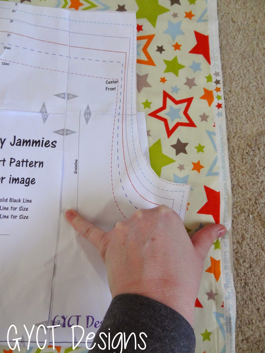 Sewing 101: Pattern Layout and Cutting by GYCT