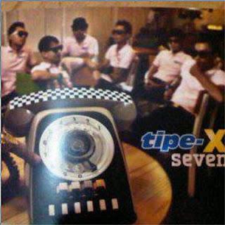 Chord Tipe-X - Boyband