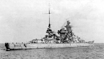 6 March 1941 worldwartwo.filminspector.com Scharnhorst