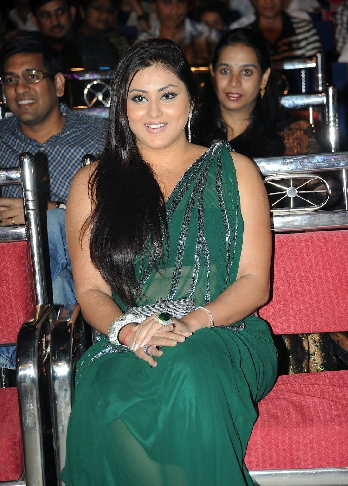 Namitha Maya at lux cinema award 2012 - latest stills 018