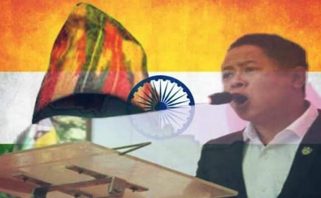 Anmol Thapa Student Morcha
