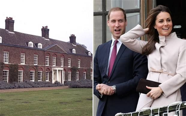 About William And Kate Prince William And Kate 39 S Home
