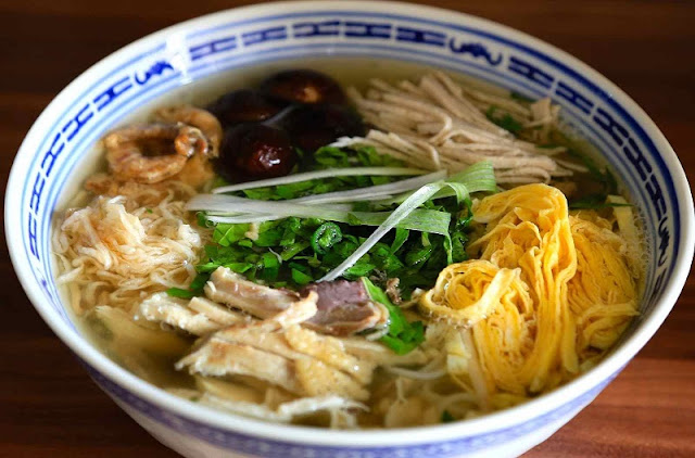 Five great food for breakfast while visit in Hanoi 5