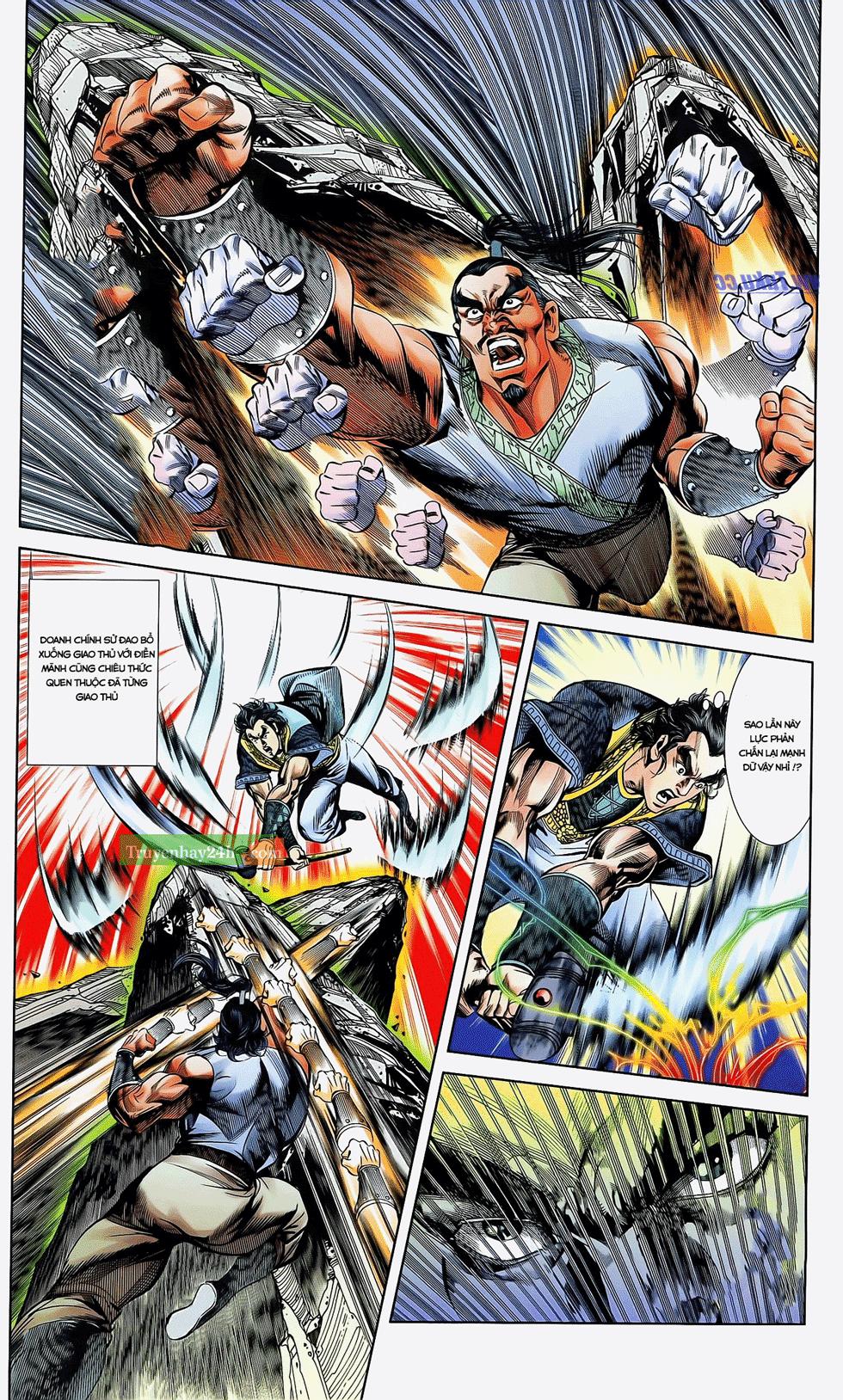 Tần Vương Doanh Chính chapter 22 trang 9