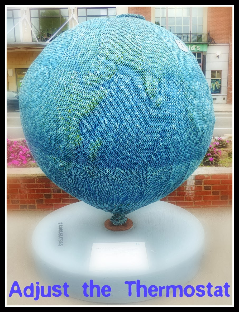 The Cool Globes en Boston: Adjust The Thermostat