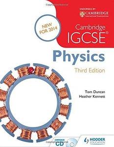 Cambridge IGCSE Physics, 3rd Edition