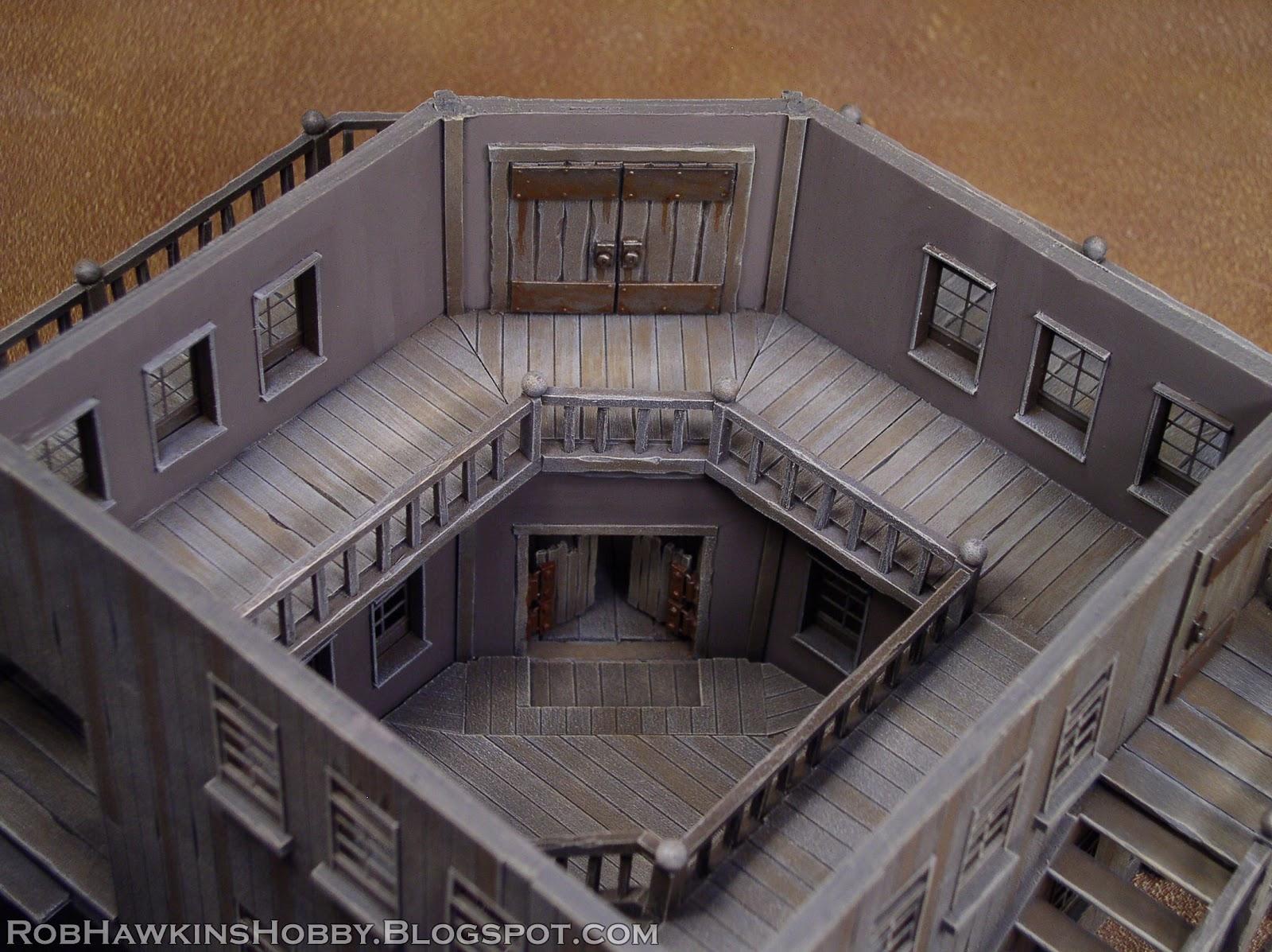 Rob Hawkins Hobby Wwx Terrain A Look Inside Part 2