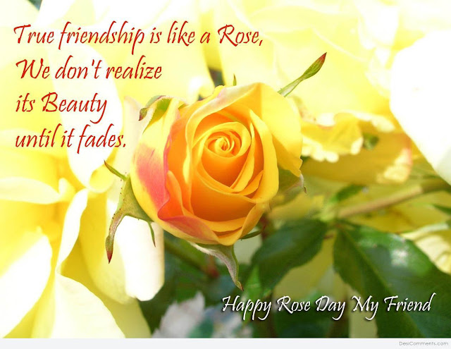 Happy Rose Day 2017 Messages