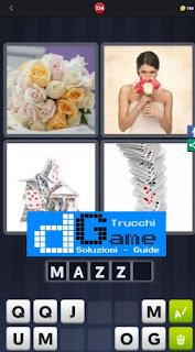 4 Immagini 1 Parola livello 334