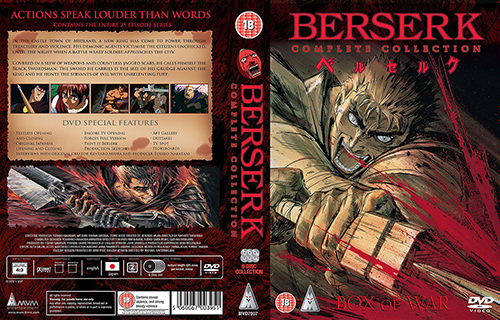 Berserk Torrent - BluRay Rip