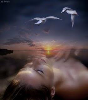 imagen mujer+amor+sueño