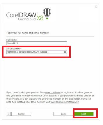Corel 8 serial | Download Corel Draw X8 Free Download Full