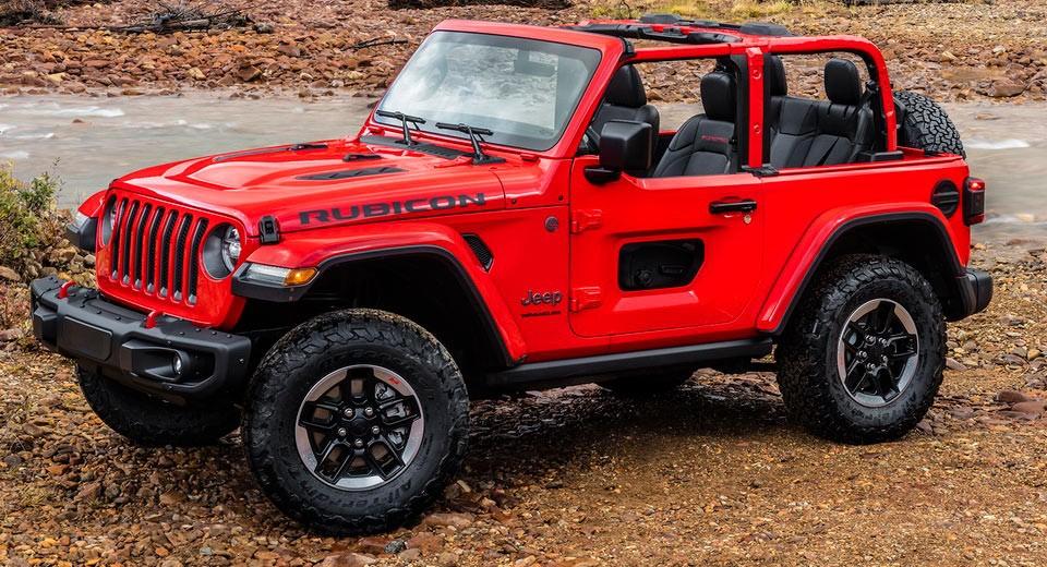 Jeep Wrangler Half Top >> New Jeep Wrangler Half Doors - Ms-Blog