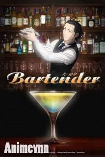 Bartender AM - Anime Bartender 2006 Poster