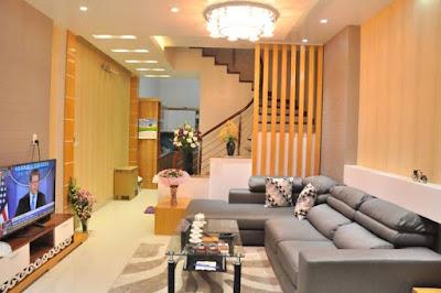 Thiết kế không gian hiện đại, nội thất cao cấp cho căn hộ