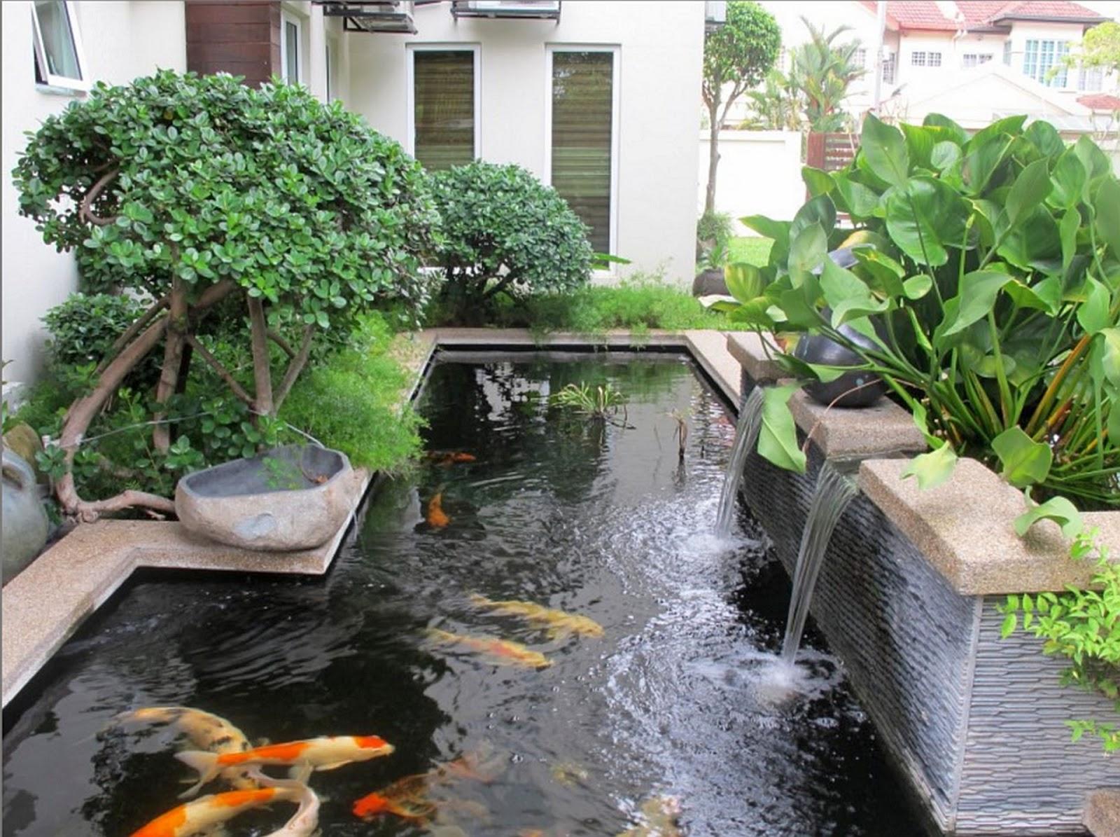 Minimalist Front Garden Design Ideas | Halamanku Halamanmu on Minimalist Backyard Design id=80881