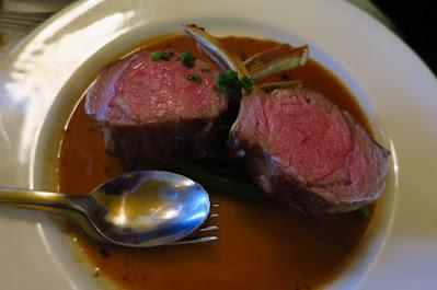 France-Soir, lamb cutlets