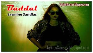 Baddal – Jasmine Sandlas
