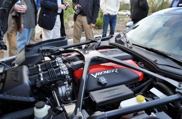 2018 Dodge Viper ACR Concept Reliability