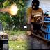 ACTUAL VIDEO: Tinadtad ng Bala ng mga AFP ang Maute Group sa Ilog ng Lanao
