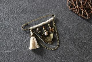 bohemian brooch
