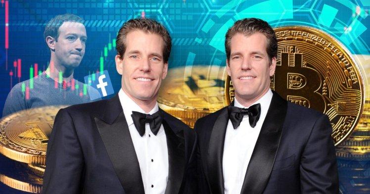 توأم الفيسبوك أصبحا مليارديرين بفضل البيتكوين !؟