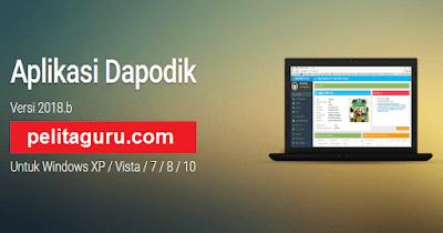 Download Aplikasi Dapodik 2018.b Beserta Panduan Penggunaan Dapodikblog