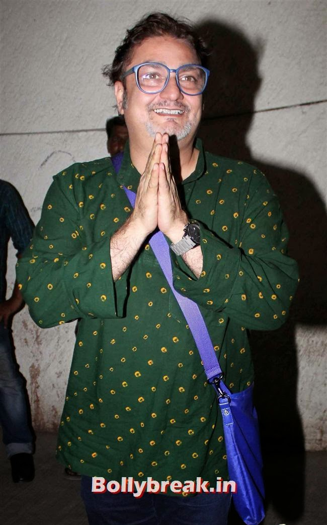 Vinay Pathak, Celebs as Special Screening of Club 60