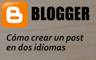 tutorial como hacer un blog bilingue