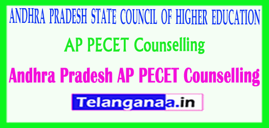 Andhra Pradesh PECET Counselling APPECET 2019 Counselling