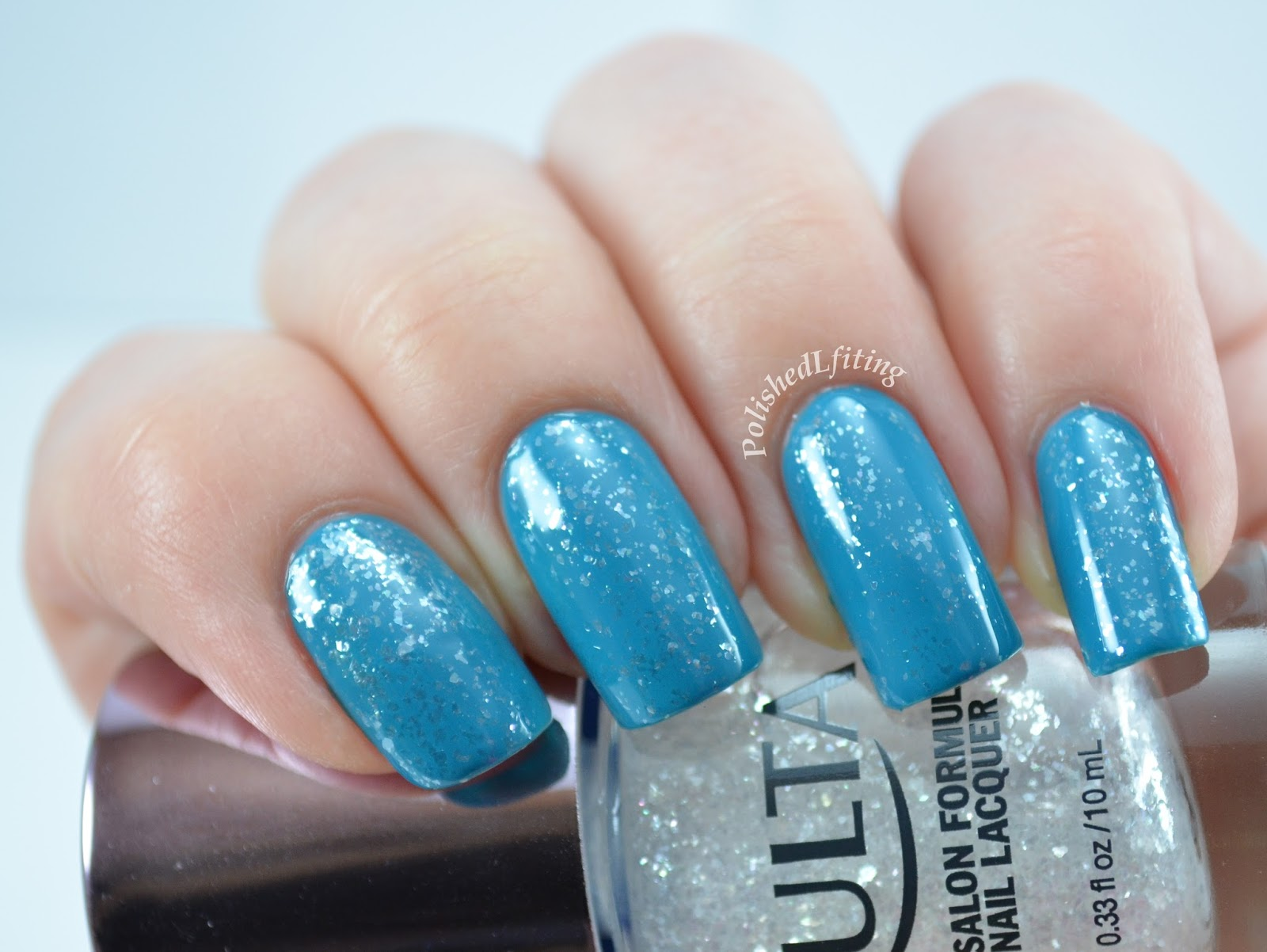 Ulta Frosted China Glaze He Picks My Polish