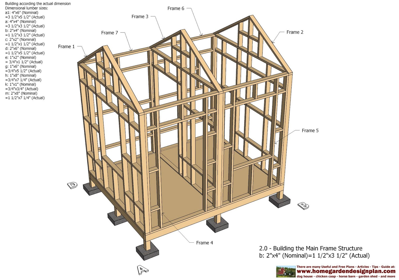 Cb211 combo chicken coop garden shed plans chicken coop for Storage shed plans pdf