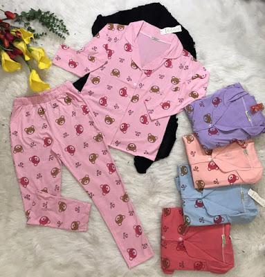 Đồ bộ Pijama nữ dễ thương