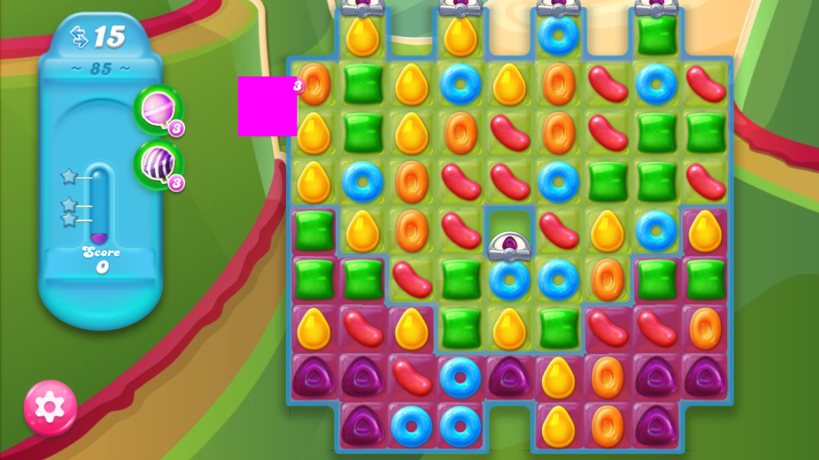 Candy Crush Jelly Saga 85