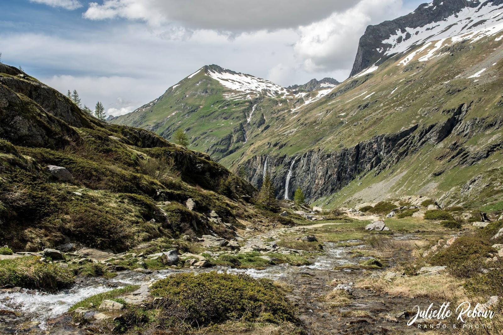 Randonnée près des Arcs
