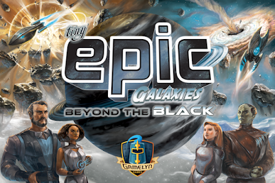 Tiny Epic Galaxies: Beyond the Black Box Front by Naomi Robinson © 2016