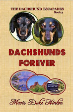 DACHSHUNDS FOREVER - Book 3