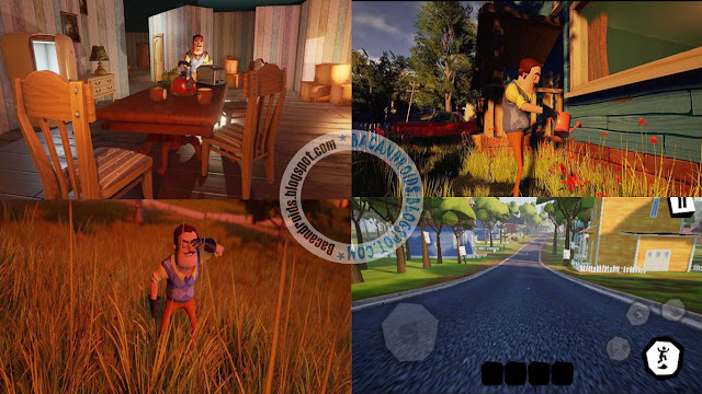 hello neighbor full version android