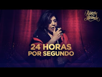 Download Lagu Roberta Miranda - 24 Horas Por Segundo Mp3